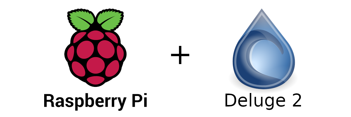 Raspberry Pi OS and Deluge 2